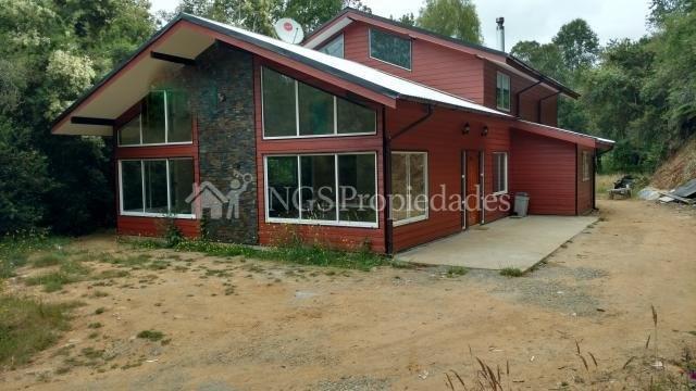 Casa con parcela en Paillaco